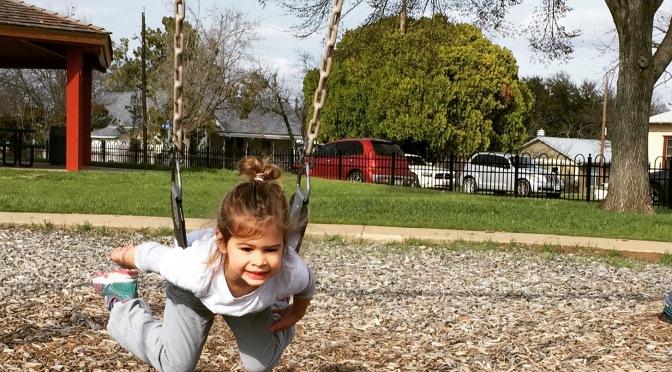 Spring Break at the Park