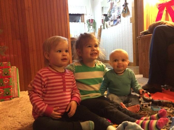 Christmas 2014: Part 3: FloodWood